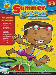 Summer Splash Grades 2-3