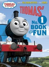Thomas No. 1 Book of Fun (Thomas the Train)