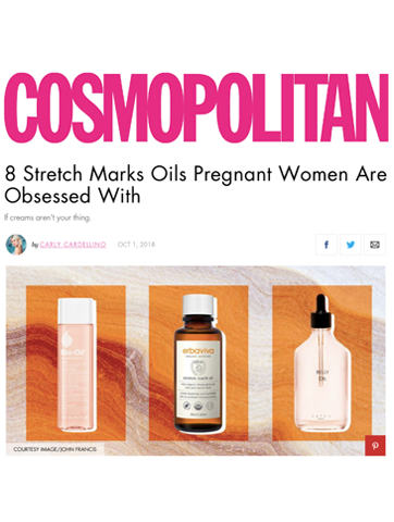 8 Stretch Marks Oils Pregnant Women Are Obsessed With