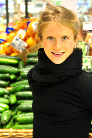 Writer, Culinary Nutritionist and Celebrity Chef Amie Valpone