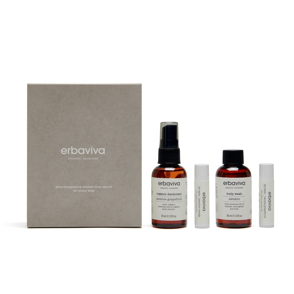 organic body discovery kit - Body Care