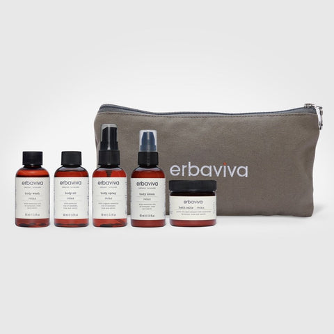 Organic Travel Essentials Kit - Relax