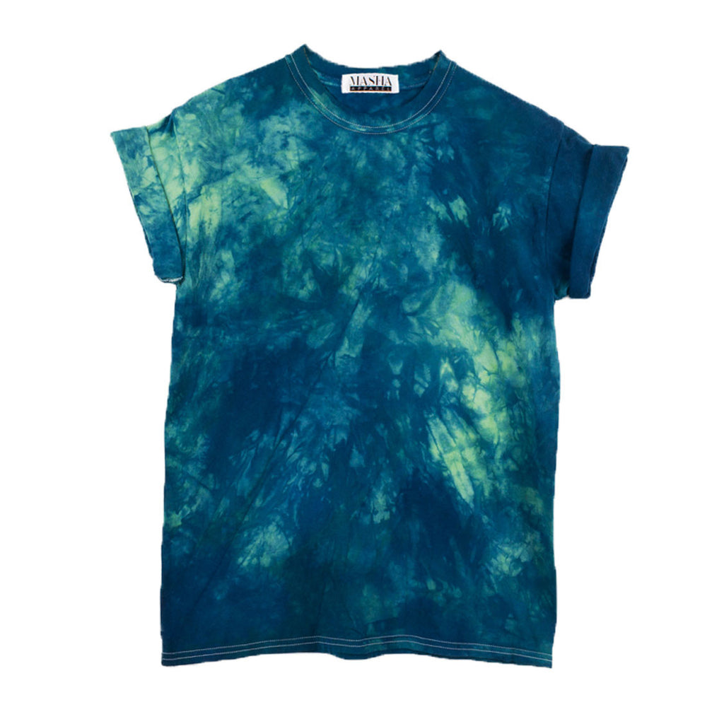 Buy Psychedelic Tie Dye T Shirt At Masha Apparel For Only