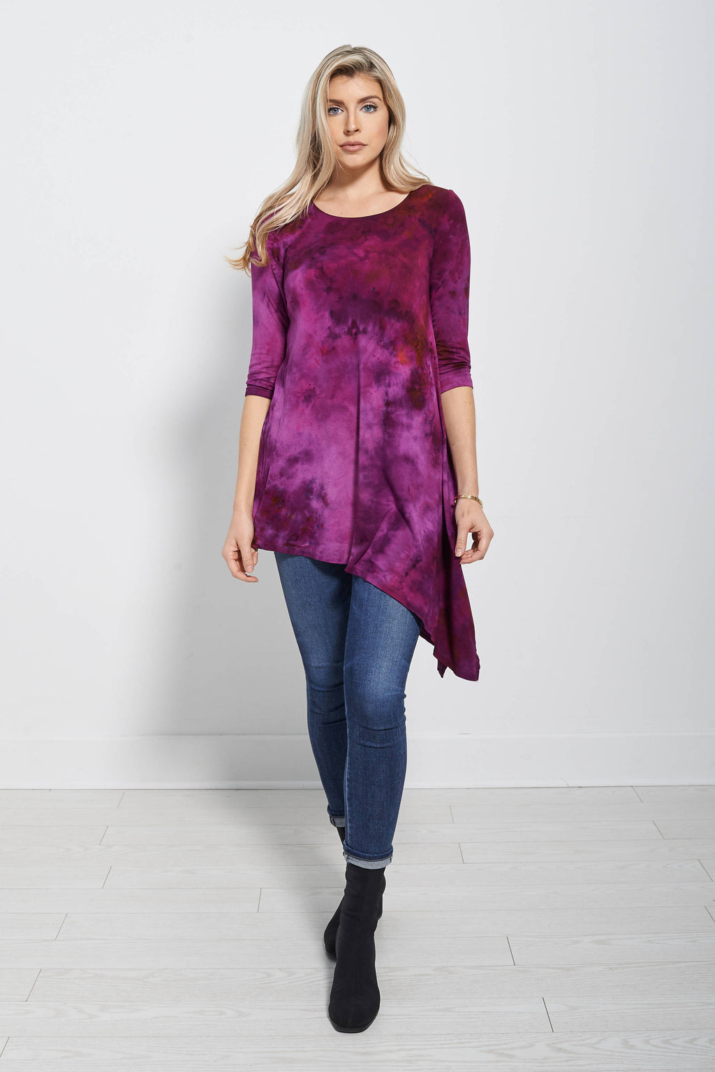 Asymmetrical tunic - Masha Apparel