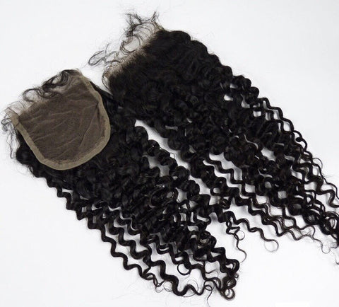 Indian Kinky Curly Closure