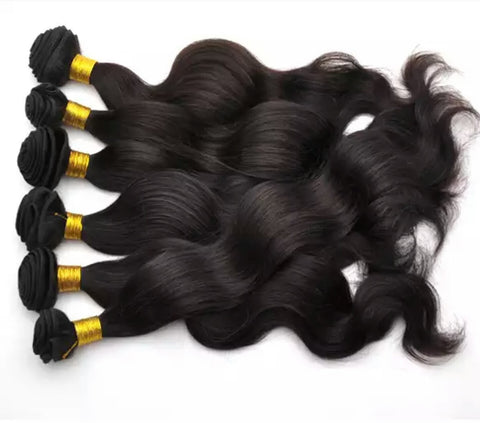 Exotica Collection:  Indian Temple Body Wave