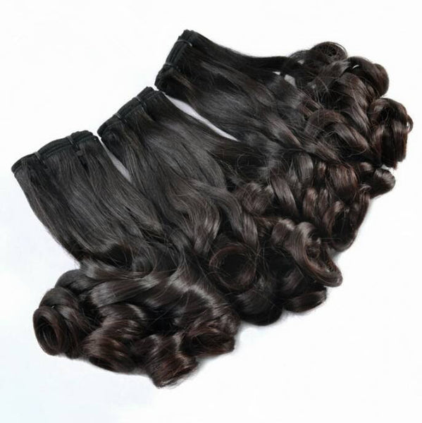 100% Virgin Remy Human Hair - Adore Her Virgin Hair