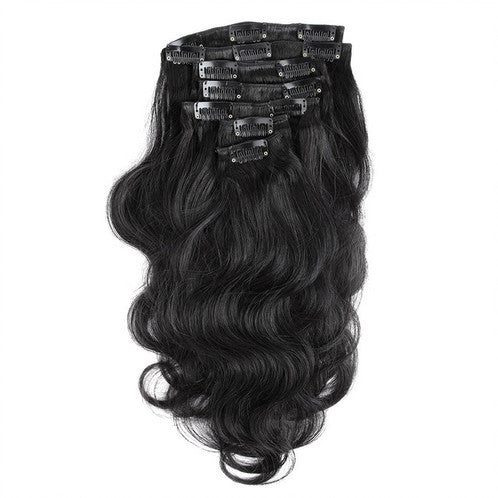 Be adored strands 7 piece clip in brazilian body wave virgin be adored strands 7 piece clip in brazilian body wave virgin remy hair pmusecretfo Choice Image