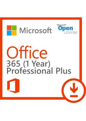 Microsoft Office 365 Pro Plus - 1 User (5 PC/Mac + 5 Tablet + 5 Mobile) - Open License - Enterprises Software Solutions