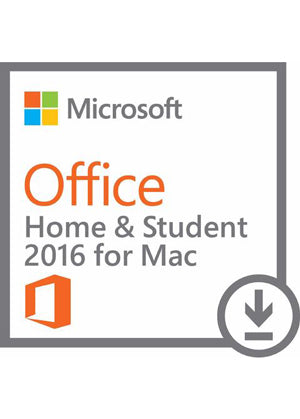 Microsoft Office For Mac Home And Student 2016 | Instant License | Full version | No Subscription | - Enterprises Software Solutions