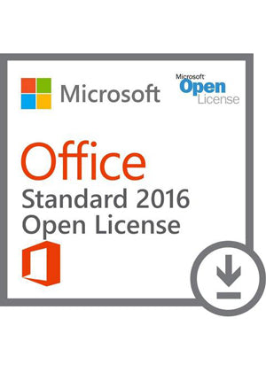 Microsoft Office 2016  Standard | Open License | Download - Enterprises Software Solutions