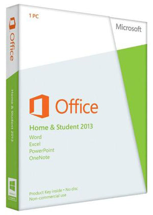 Microsoft Office Home and Student 2013 | Retail box License | - Enterprises Software Solutions