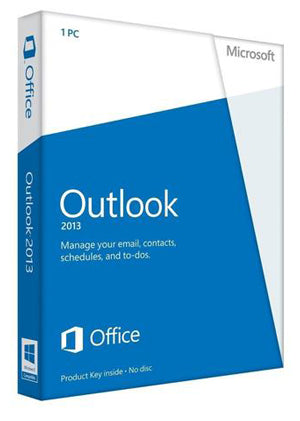Microsoft Outlook 2013 - License
