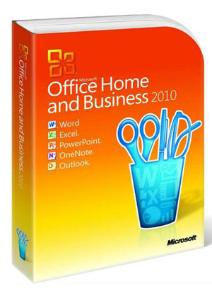 Microsoft Office Home and Student 2010 1 PC License