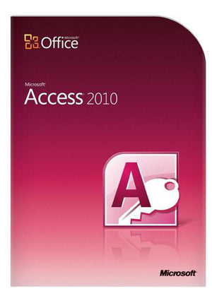 Microsoft Access 2010 - License