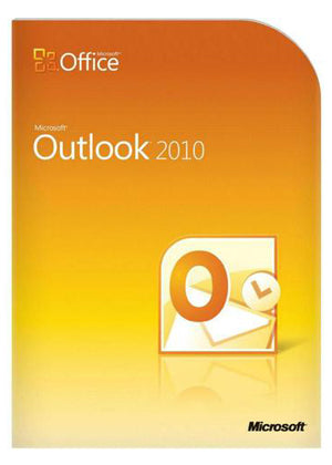 Microsoft Outlook 2010 - Retail License