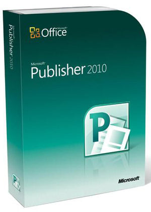 Microsoft Publisher 2010 Academic - License