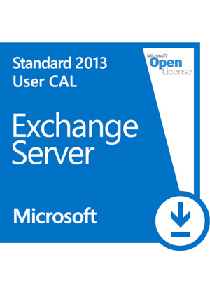 Microsoft Exchange Server 2013 Standard User CAL