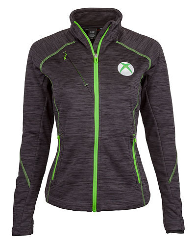 Women's Xbox Melange Jacket - Enterprises Software Solutions