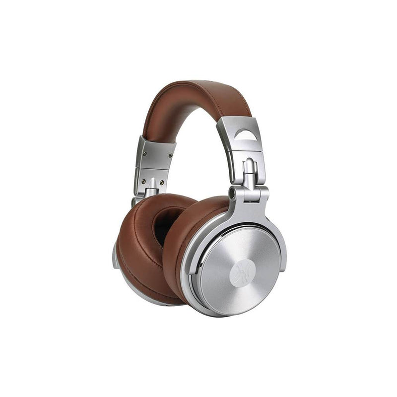 PRO-30 STUDIO WIRED HEADPHONES (SILVER)-USA Stock