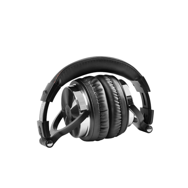 PRO-10 STUDIO & DJ HEADPHONES -Black USA Stock
