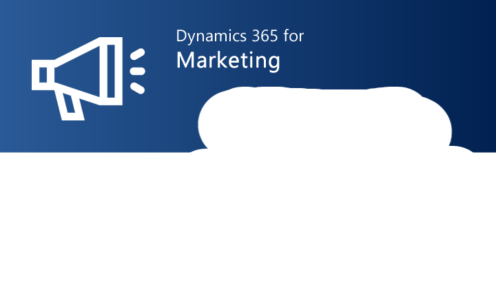 Microsoft Dynamics 365 for Marketing - 1 Month/1 User - CSP Plan - Enterprises Software Solutions