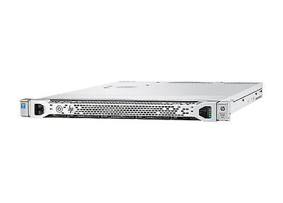 HPE Proliant DL360 Gen9 E5-2620v4 1P 16GB-R P440ar 8SFF 500W PS Server - Enterprises Software Solutions