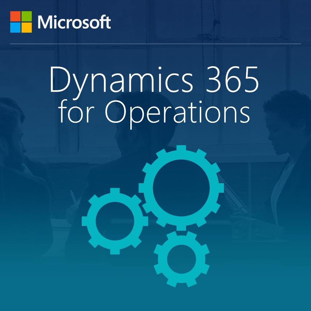 Dynamics 365 for Operations Activity, Enterprise Edition Cloud Add-on from AX Task