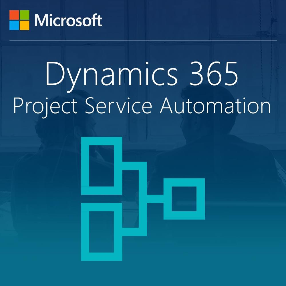 Dynamics 365 for Project Service Automation, Enterprise Edition for CRMOL Basic + Project Service Add-On (Qualified Offer) - Enterprises Software Solutions