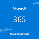 Microsoft 365 Academic A3 for Faculty | Yearly CSP Plan | 24/7 Microsoft Customer Service - Enterprises Software Solutions