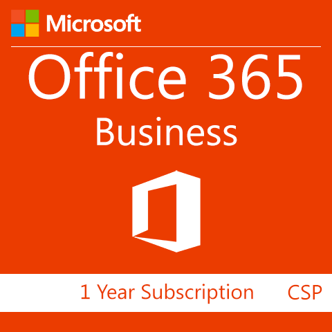 Microsoft Office 365 Business | Subscription | 1 user/1 year License - Enterprises Software Solutions