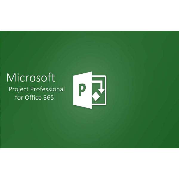 Microsoft Project Professional for Office 365 CSP License (Yearly) - Enterprises Software Solutions