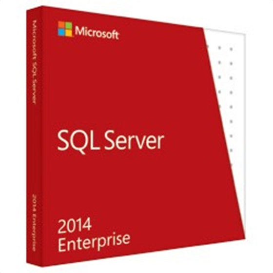 Microsoft SQL Server 2014 Enterprise - 2 Core License