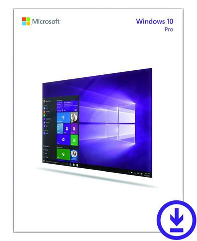 Microsoft Windows 10 Professional - 1 License (32/64 bit) - Full retail box with USB 3.0 - Enterprises Software Solutions