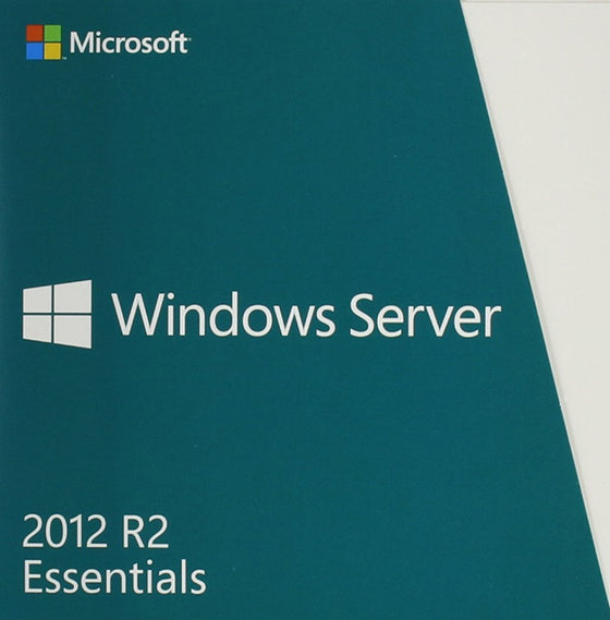 Microsoft Windows Server 2012 R2 Essentials 64-bit (OEM) - Digital Download