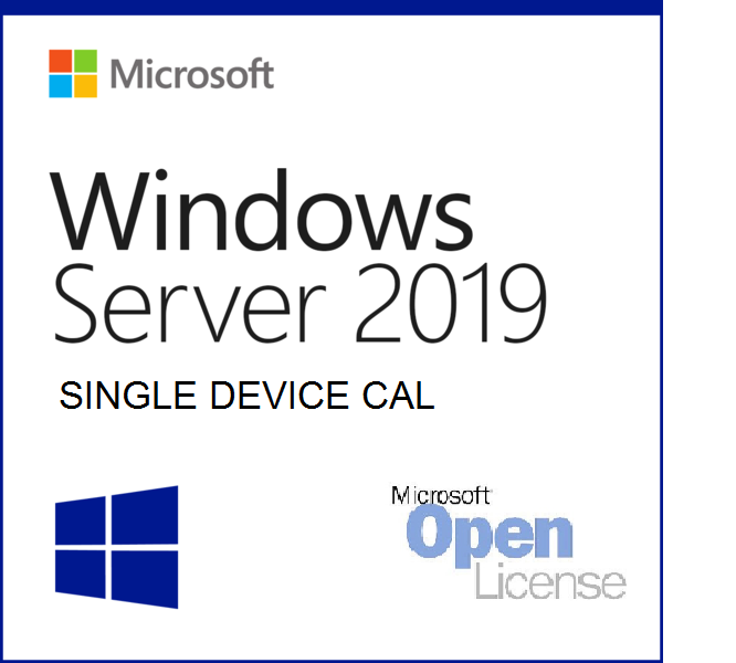 Microsoft Windows Server 2019 | 1 Device CAL | Open License | - Enterprises Software Solutions