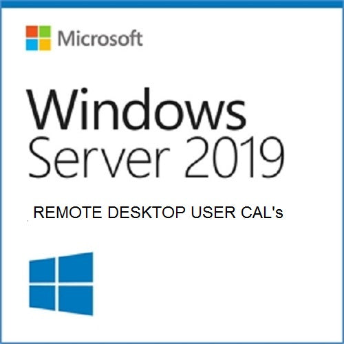 Microsoft Windows Server 2019 Remote Desktop User Cal License | Open License | - Enterprises Software Solutions