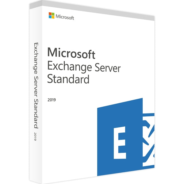Microsoft Exchange Server 2019 Standard | 5 CAL's | Instant License | - Enterprises Software Solutions