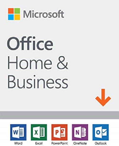 Microsoft Office 2019 Home and business | Retail Box | Windows PC/MAC OS - Enterprises Software Solutions