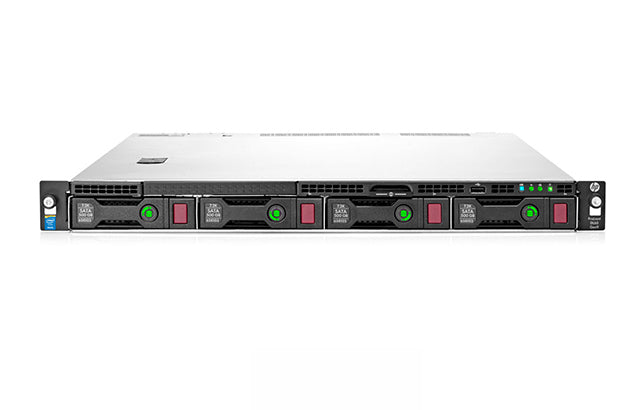 HPE Proliant DL60 Gen9 E5-2609v4 8GB-R B140i 4LFF NHP SATA 550W PS Server/Promo - Enterprises Software Solutions