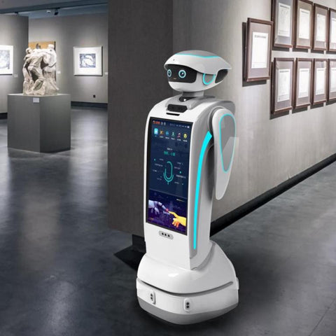 Smart Humanoid Service Robot - Enterprises Software Solutions