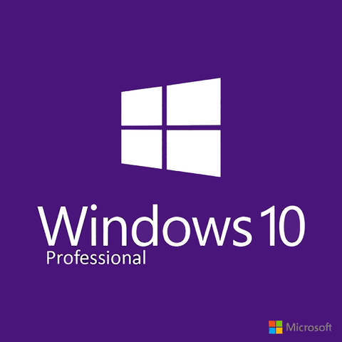Microsoft Windows 10 Professional | Instant Download OEI Version - 1 License PC - Enterprises Software Solutions