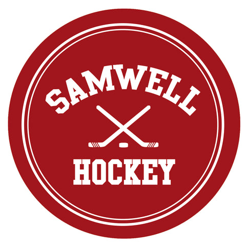 Patch - Samwell Mens Hockey