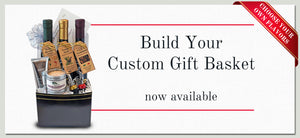 build your own gift basket olive oil and balsamic vinegar gift