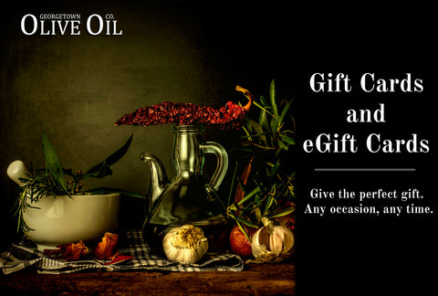 georgetown olive oil gift cards