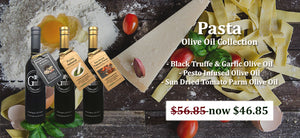 pasta olive oil collection from georgetown olive oil co
