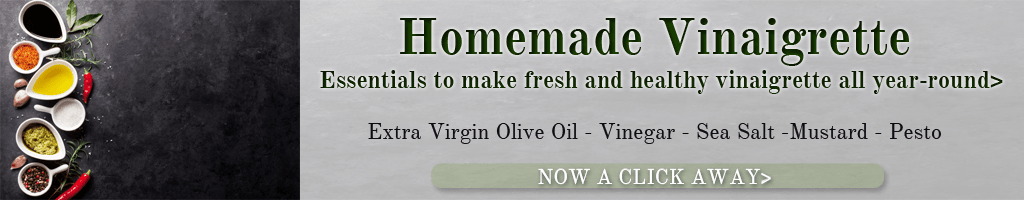 vinaigrette essentials georgetown olive oil
