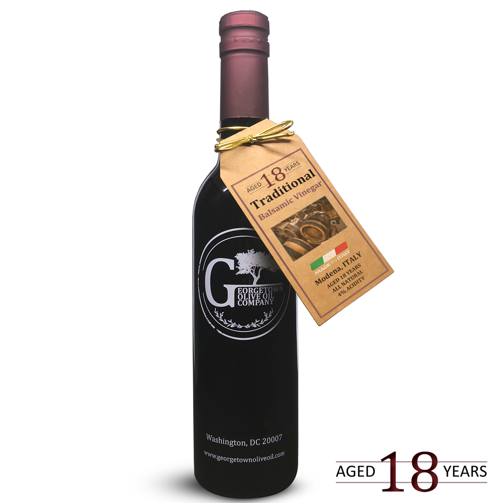 18 YEAR AGED Traditional Style Balsamic - Georgetown Olive Oil Co.