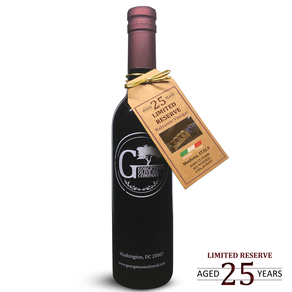 25 YEAR AGED Limited Reserve Balsamic - Georgetown Olive Oil Co.