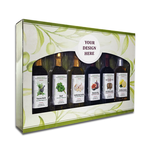Variety Pack - Custom Label Corporate Gifts Georgetown Olive Oil Co.